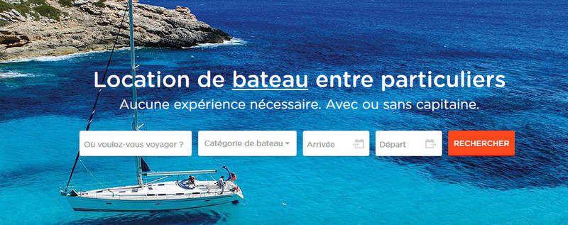 Start-up : Boaterfly