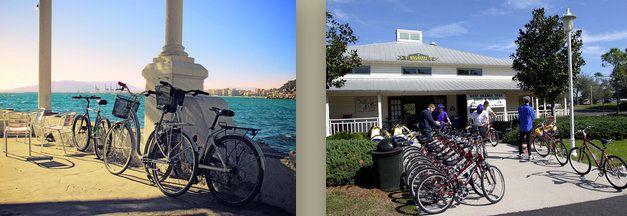 La start-up ouibike pour (re)découvrir la France à vélo