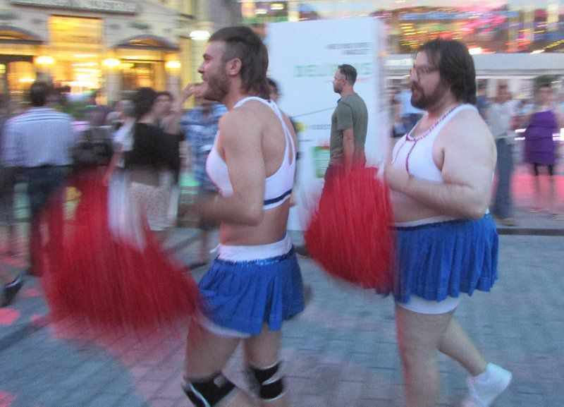 Chroniques de Montréal, Juste pour Rire #3