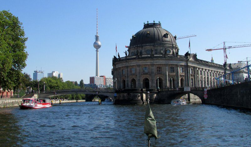 Berlin au fil de l'eau en 20 photos