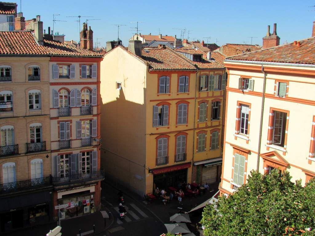 #EnFranceAussi : J'ai pris Toulouse de haut !