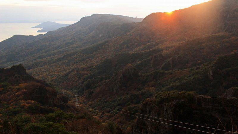 Les gorges de Kankakei en automne en 10 photos