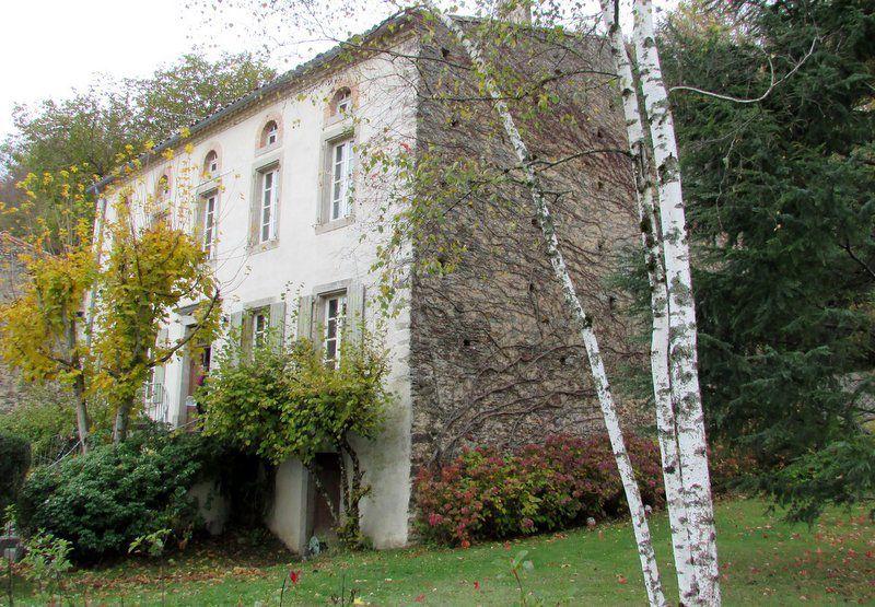 Une maison d'hôtes de charme dans la Montagne Noire : l'Affable