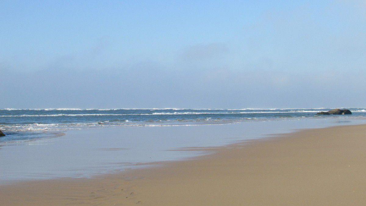 La Dune du Pilat vue depuis Lege Cap Ferret