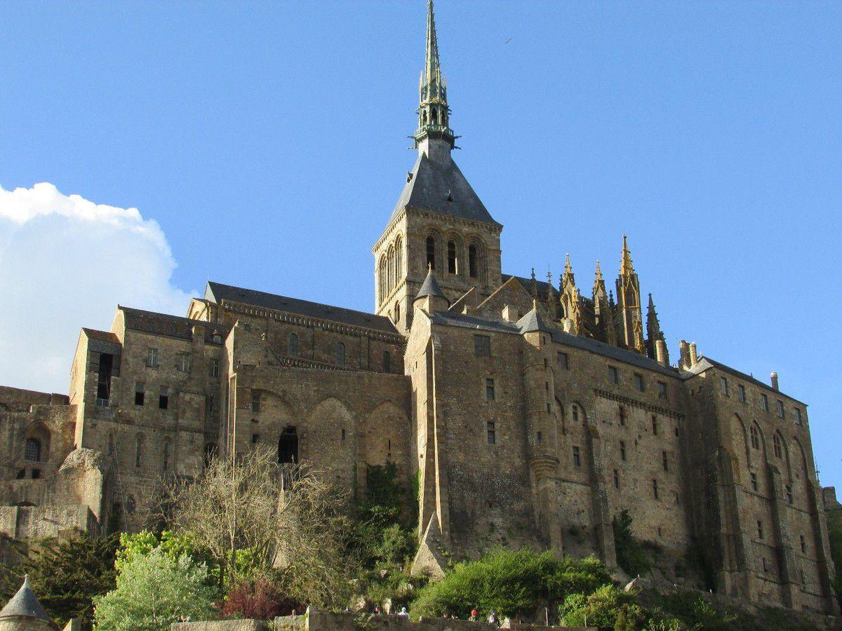 #EnFranceAussi : L'Abbaye du Mont Saint-Michel