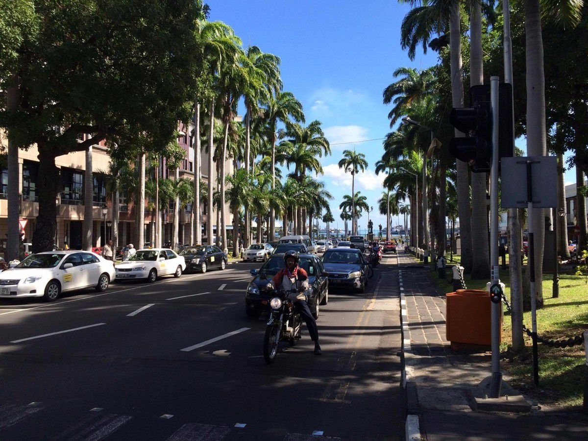 Rue de Port-Louis