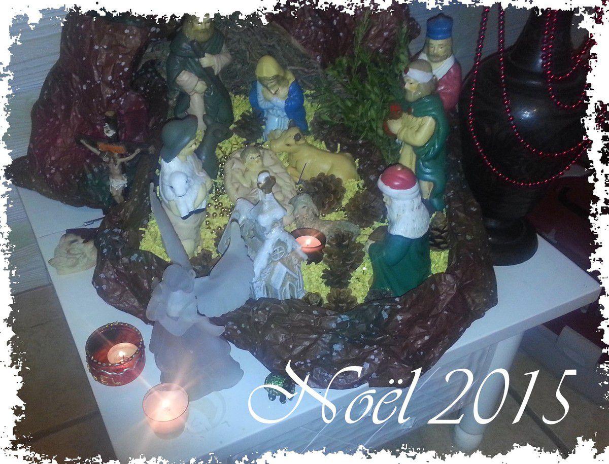 Une bonne nuit de Noël Mes Amis - ies