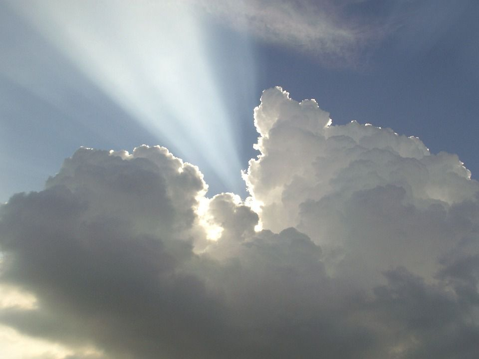 Le Ciel Me Parle De Dieu.  Oui !