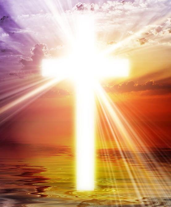 Deux apparitions de la Croix Glorieuse dans le Ciel.