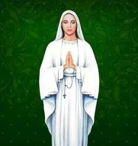 Notre Dame d´Anguera,     (Reine de la Paix)