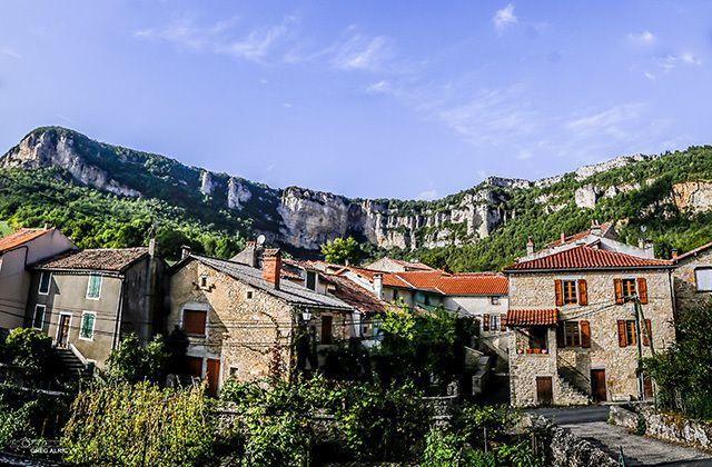 Saint Paul des fonts    (Aveyron)