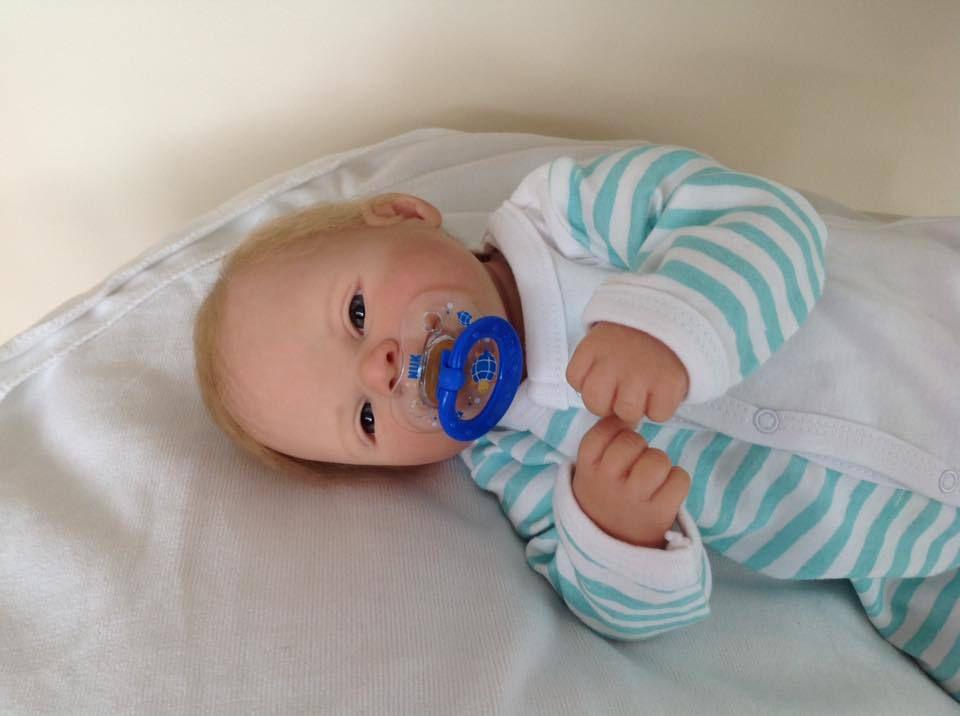 Martin - bébé disponible