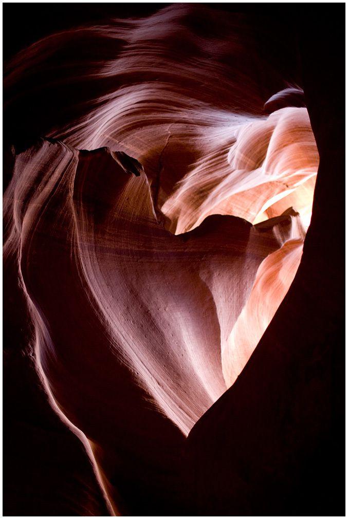 Antelope Canyon - Parc National de l'Ouest Américain
