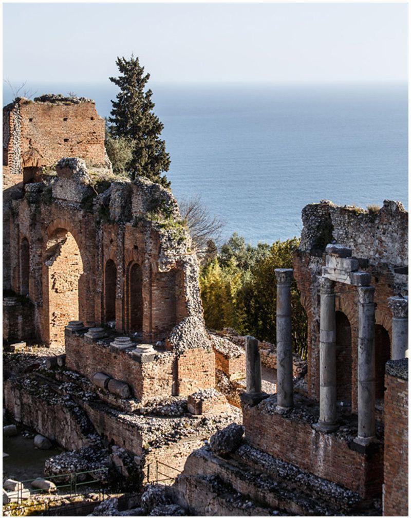 Catane et Taormine - Sicile