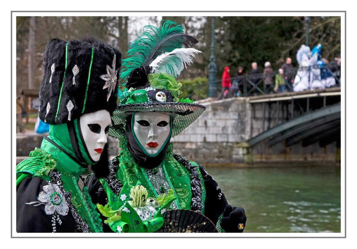 Le Carnaval d'Annecy 2009