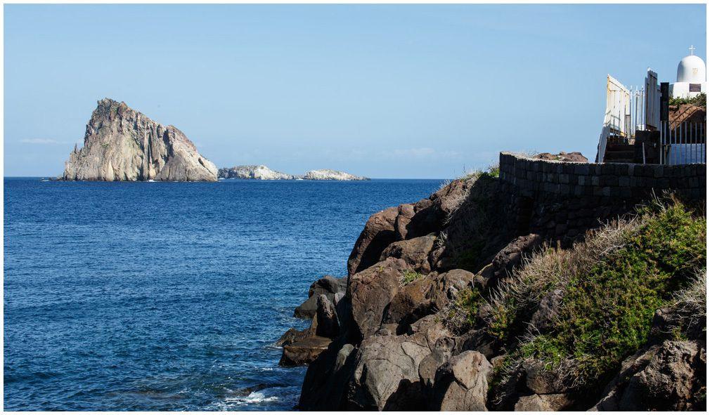 Les îles Eoliennes - Sicile