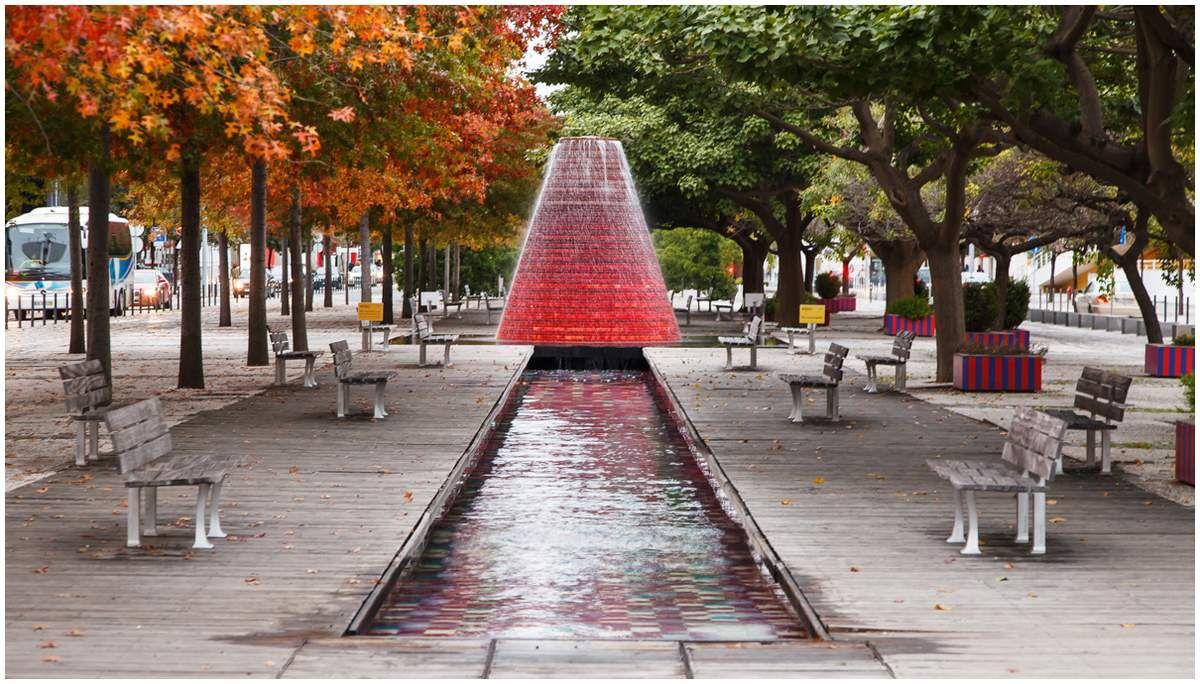 Le parc des nations - Lisbonne