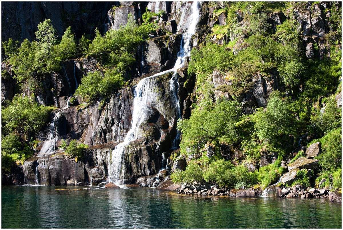 L'Express Côtier Norvégien - Hurtigruten
