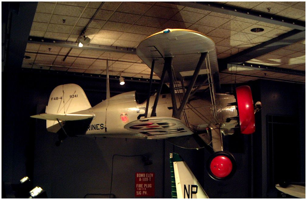 Musée de l'air à Washington