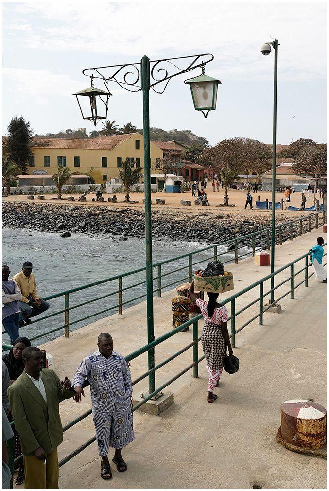 L'ile de Gorée - Sénégal