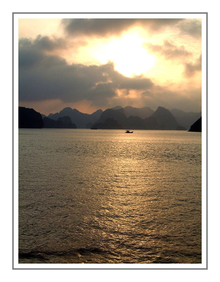 Baies d'Halong