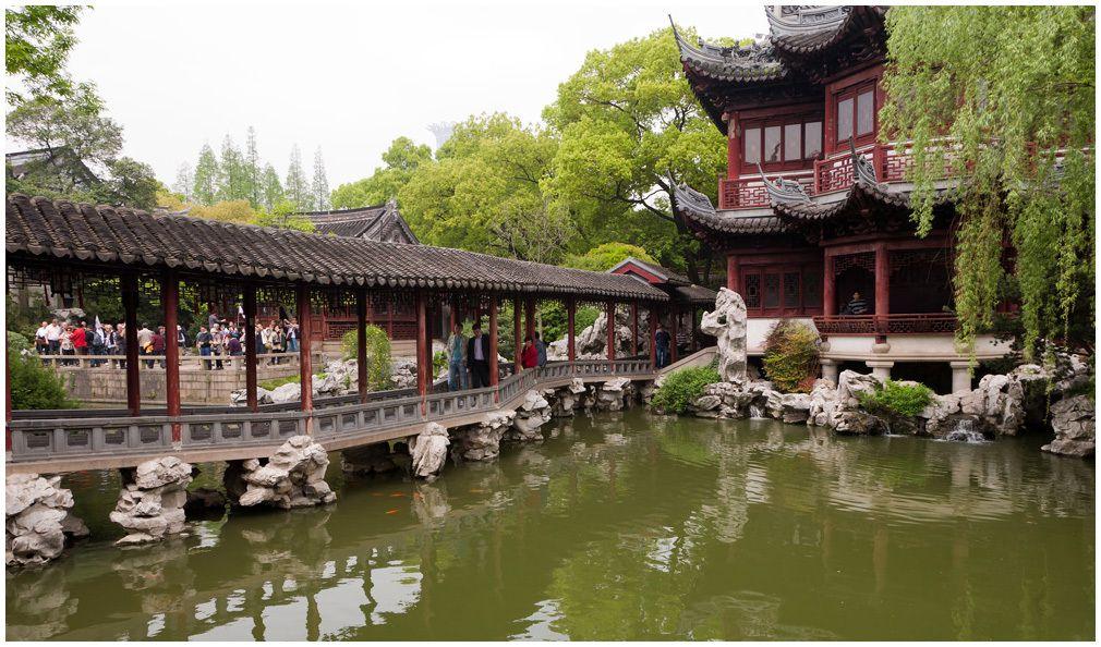 Le Jardin du Mandarin Yu - Shanghai