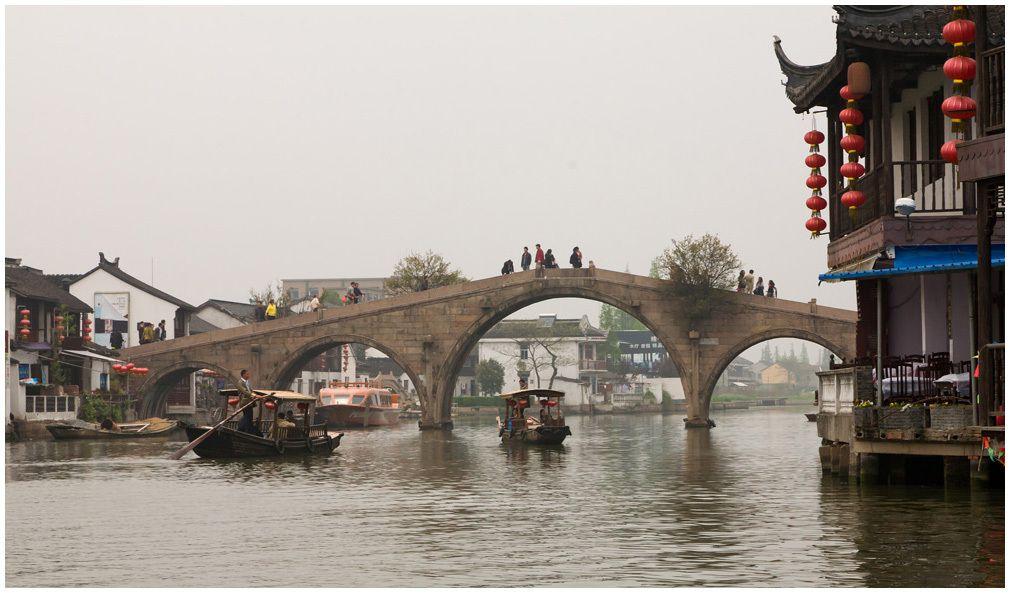 La Venise Chinoise - Shanghai