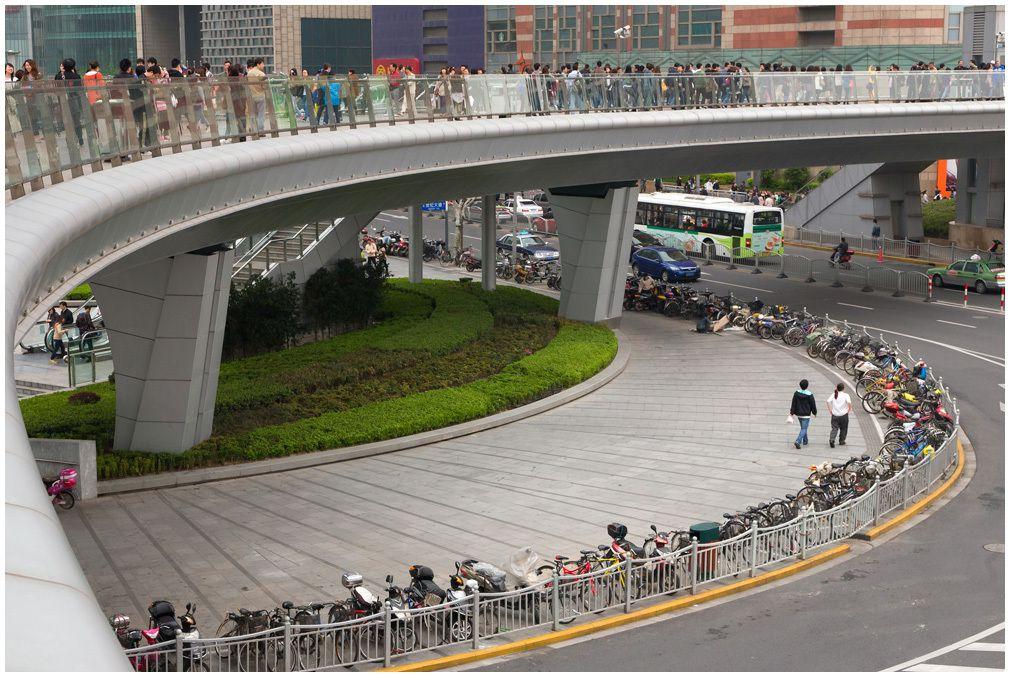 Shanghai - La ville