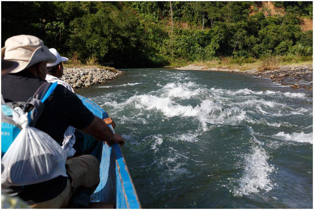Costa Rica - Yorkin et les indiens Bribis