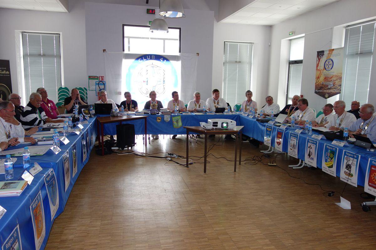 D Day / Rounds 1-2 du Comité National QUATALAGOR