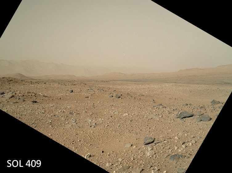 L'INTERCLUB met le CAP sur MARS