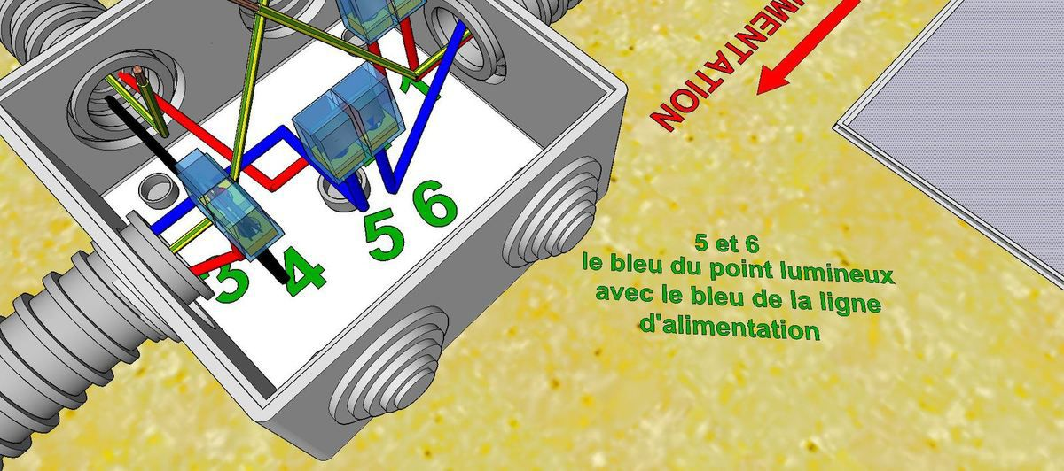 BRANCHEMENT ELECTRIQUE COMMENT FAIRE ? Circuit Simple Allumage