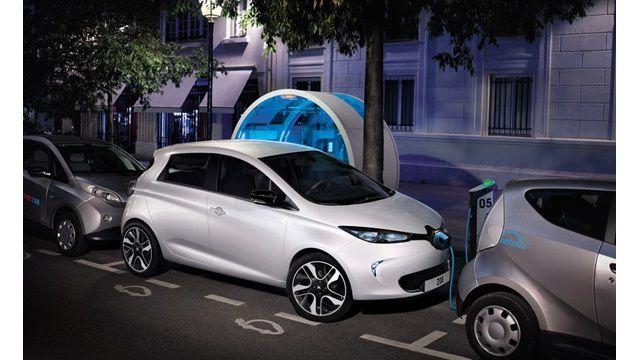 Accord Renault/Bolloré sur les VE - Crédit photo : Renault