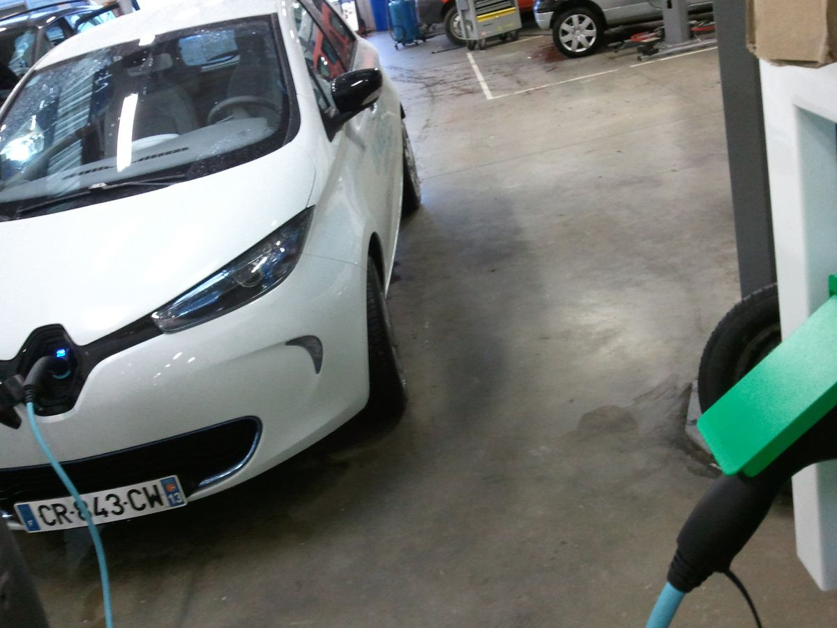 Renault ZOE: 400 km test drive of the truth by BLOGaL