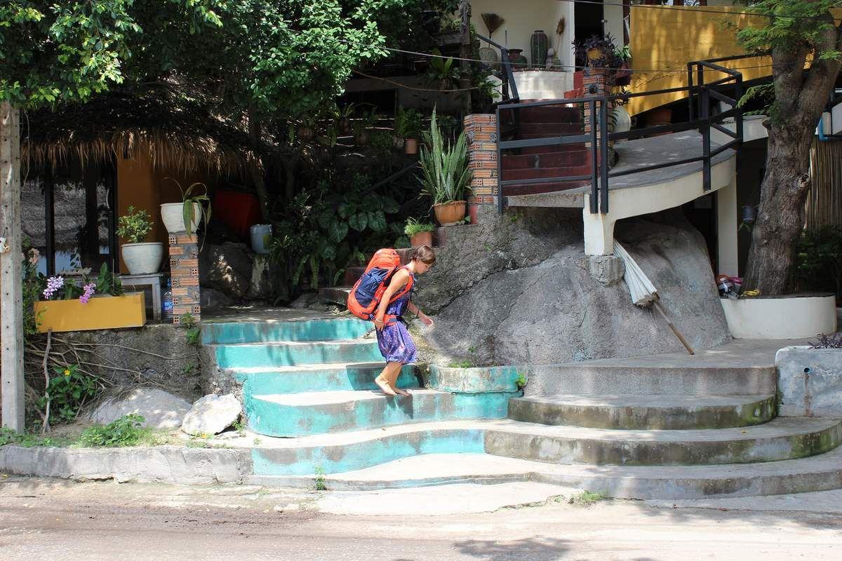 On repart à Bangkok deux jours avant le départ pour la Birmanie