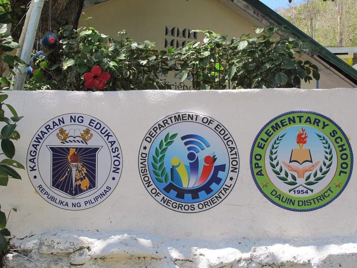 l'école de l'île