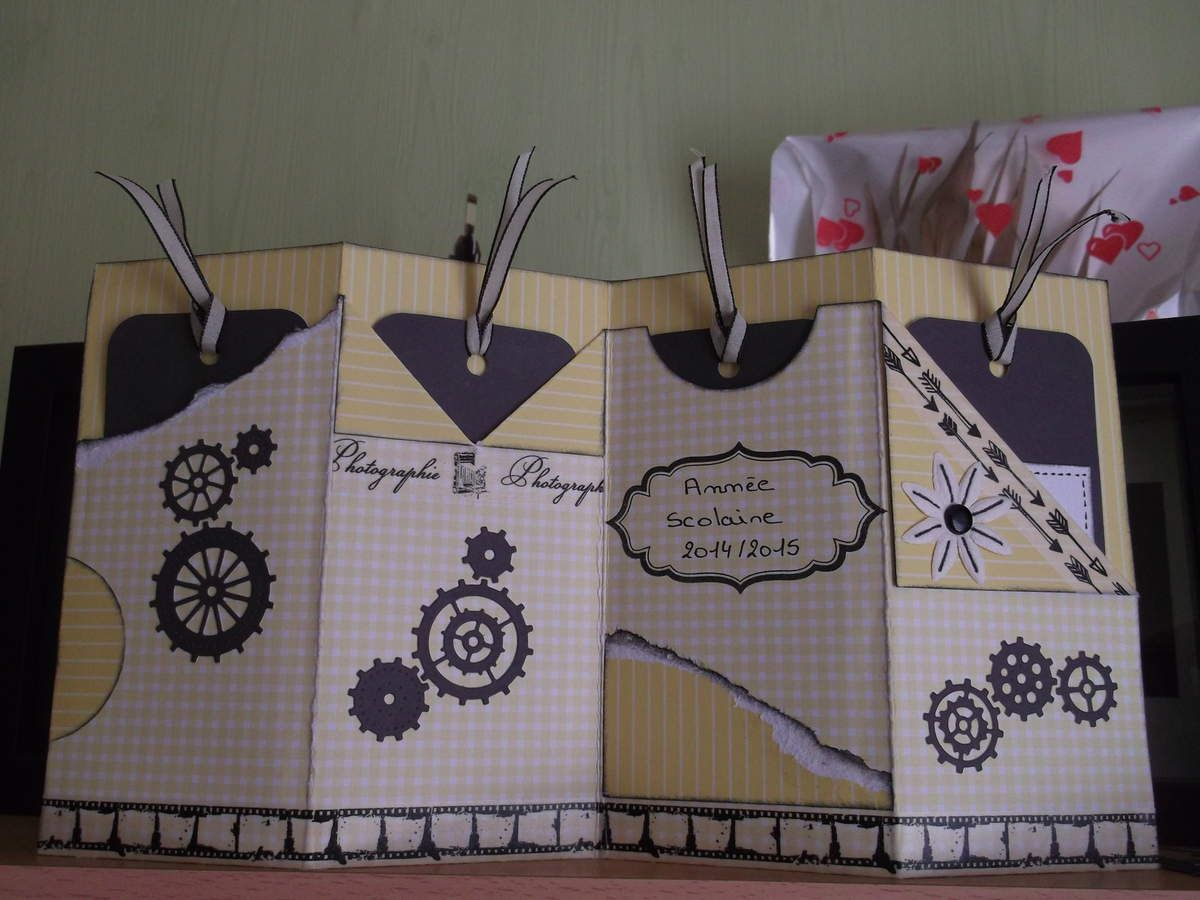 Tuto : Book of tags (BOT)