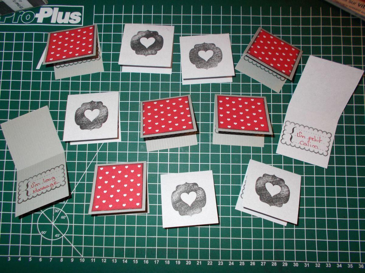 Tuto : Boite à mots doux pour la St Valentin