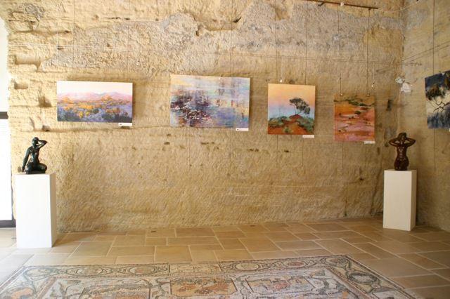 Grotte selon Dianne OGG, artiste australienne