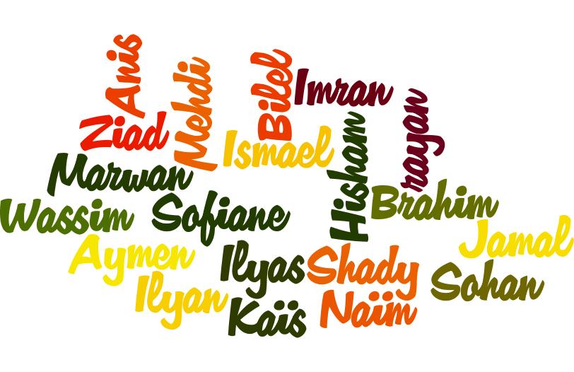 Je recherche un prenom arabe pour garcon