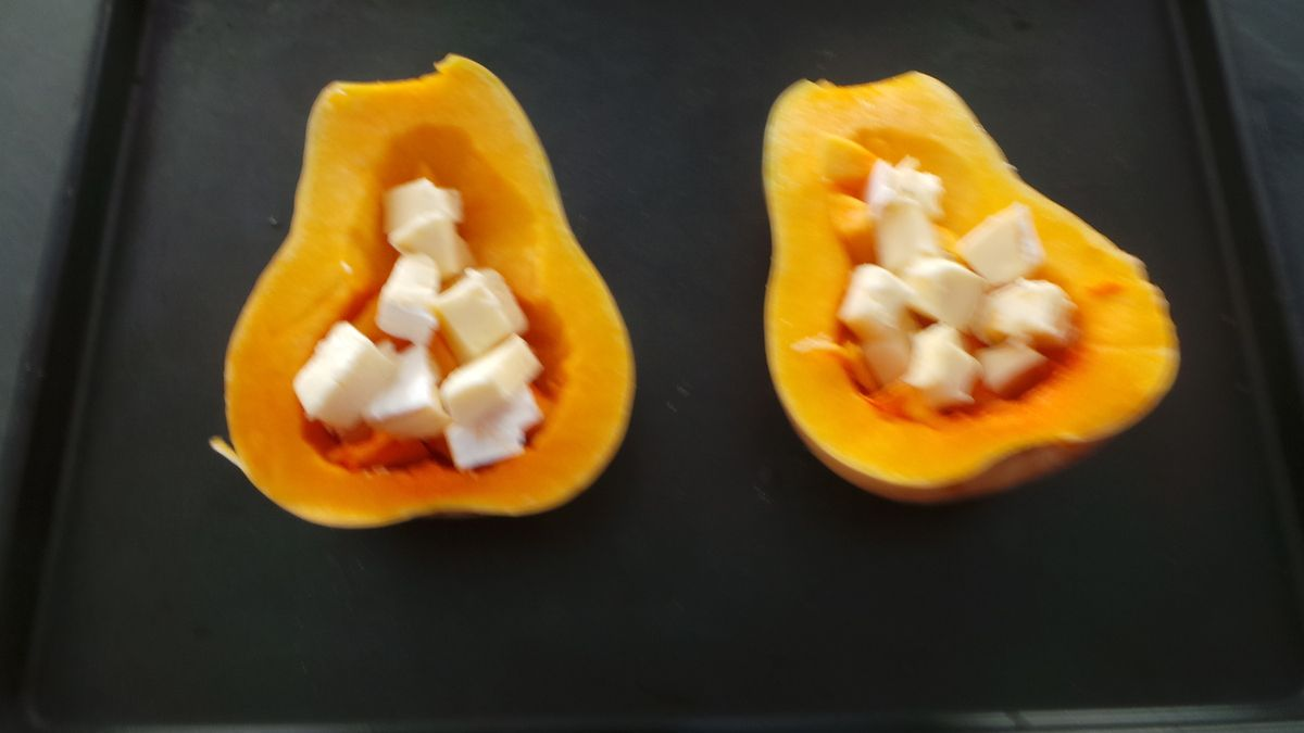 BUTTERNUT ROTIE AU FOUR