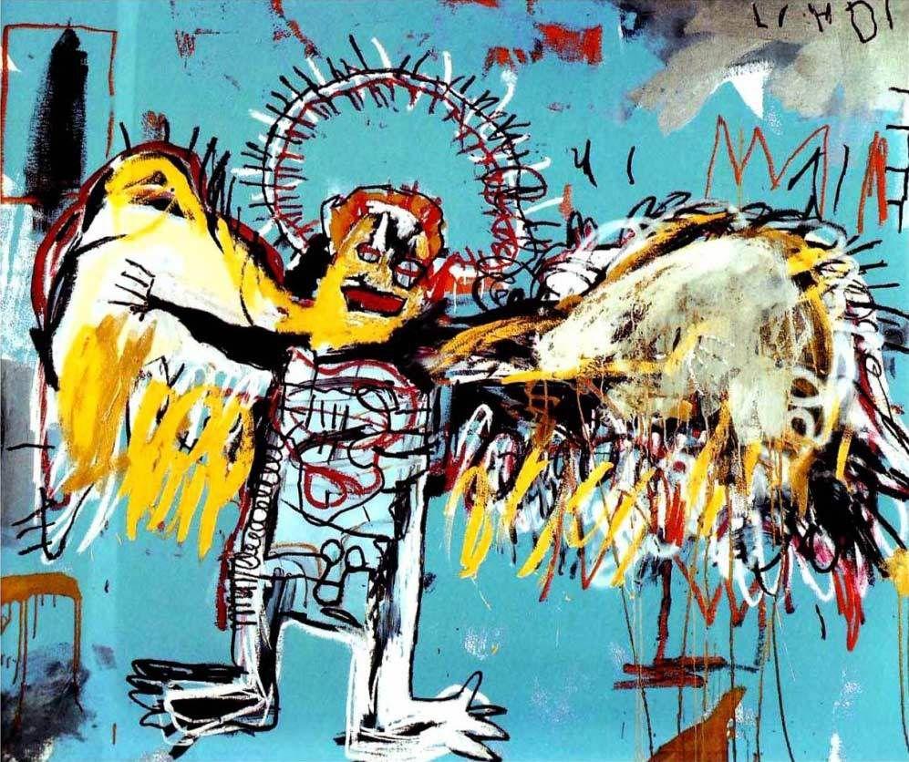 Basquiat, Ange déchu