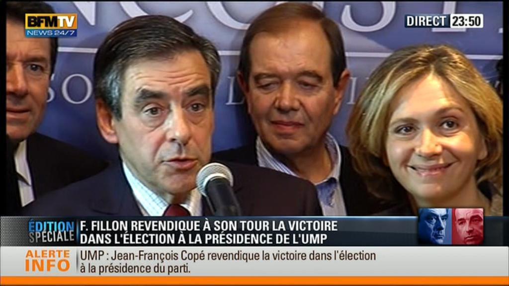 Pécresse : hier avec Fillon, aujourd'hui avec Juppé : Je retourne ma veste toujours du bon côté (Jacques Dutronc)