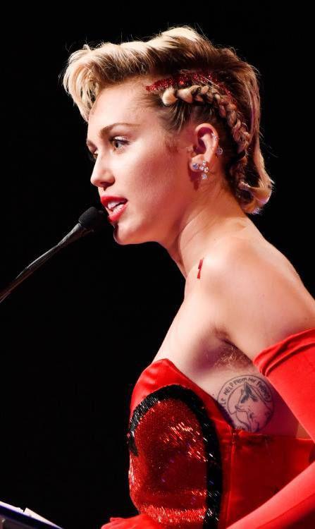 Miley Cyrus, le récapitulatif