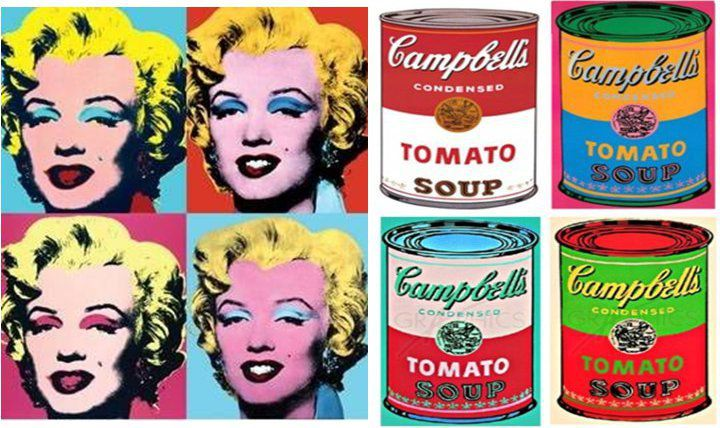 Andy warhol and pop art essay