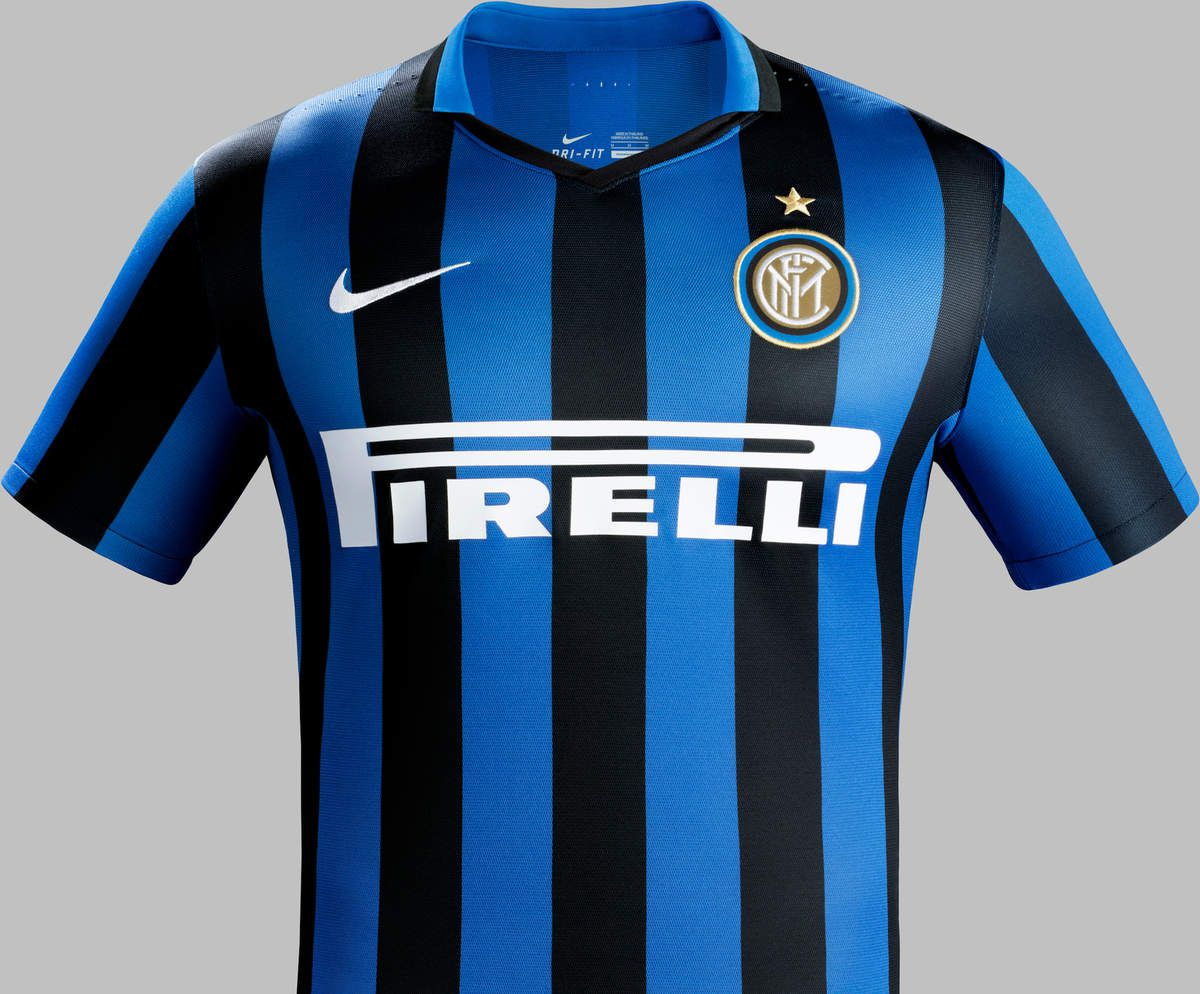 Maillot Domicile Inter Milan nouvelle