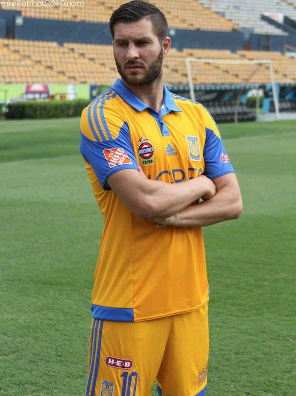 Tigres nouveaux maillots Gignac