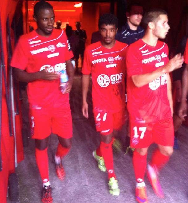 Valenciennes nouveaux maillots 2015 2016