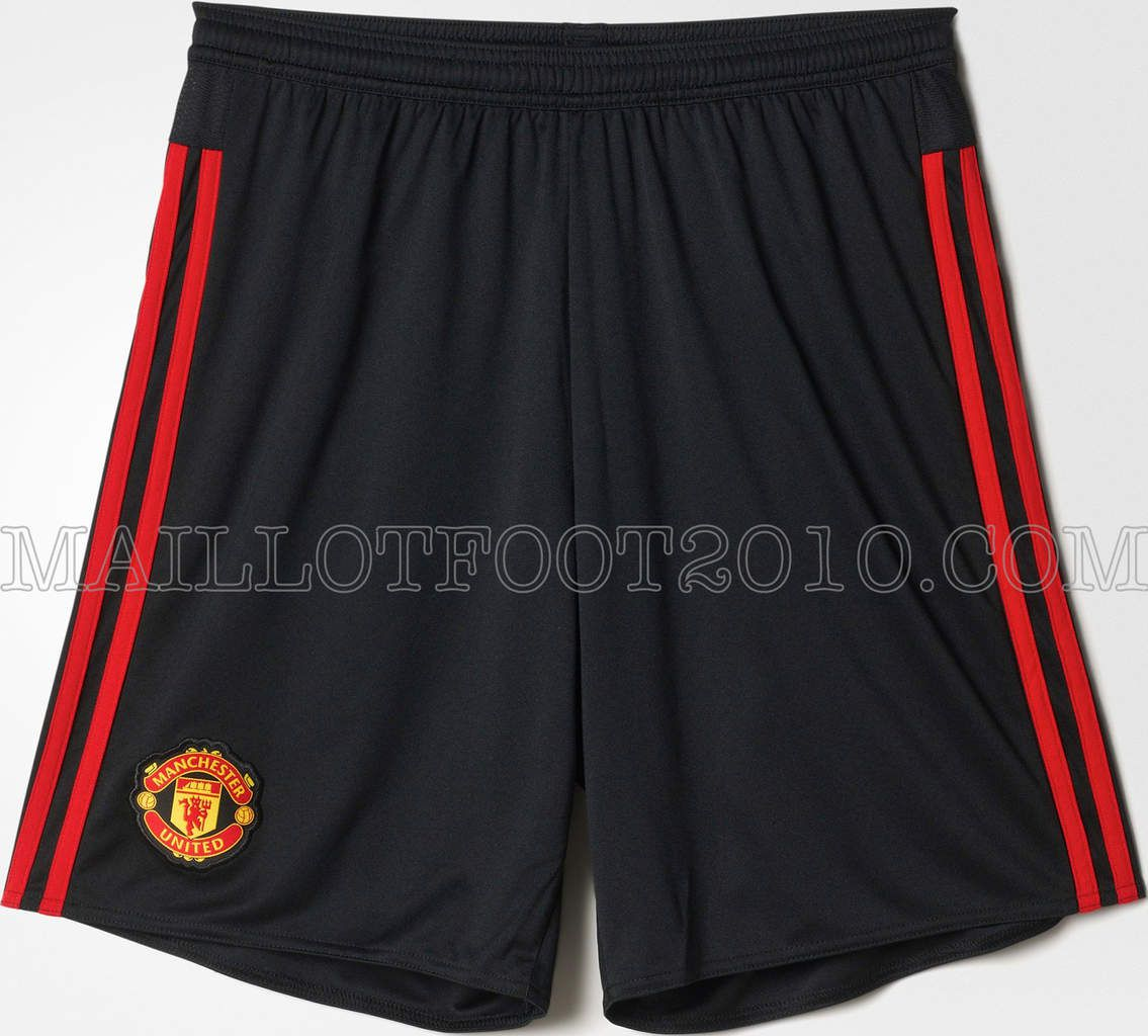 Photos adidas manchester united maillots exterieur et for Manchester united exterieur