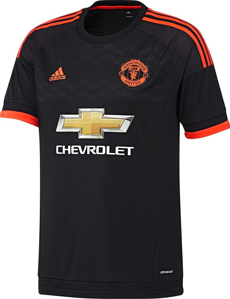 OFFICIEL : MANCHESTER UNITED MAILLOT THIRD 2015/2016